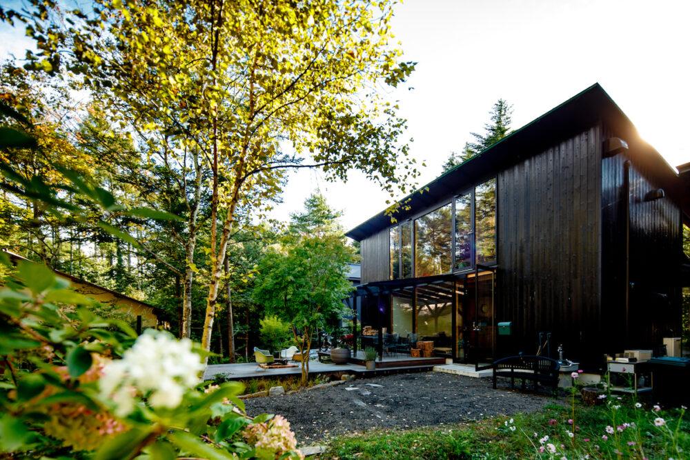 季節の移ろいを感じる、ガーデンデザインのその先