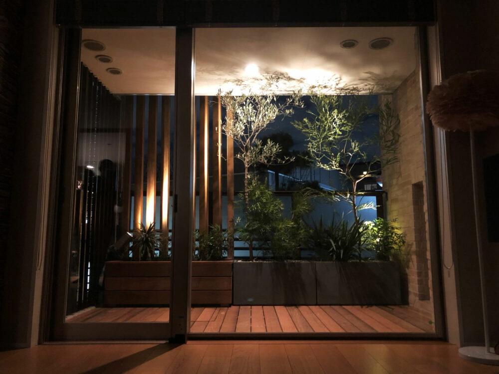 渋谷区・B邸